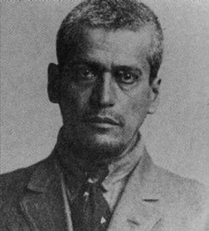 Enrique Flores Magón - Enrique Flores Magón in 1918