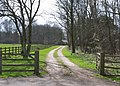 Entrance to Exton Lodge - geograph.org.uk - 145837.jpg
