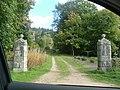 Entrance to Tillydrine House - geograph.org.uk - 256399.jpg