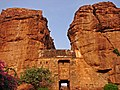 Entrance to the Badami Fort.jpg