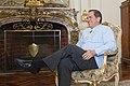 Entrevista otorgada por el Canciller Ricardo Patiño a Telesur (14722688161).jpg
