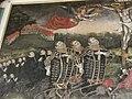 Epitaph Marienkirche Gudow Joachim von Bülow Familienübersicht mit bereits Verstorbenen links.jpg