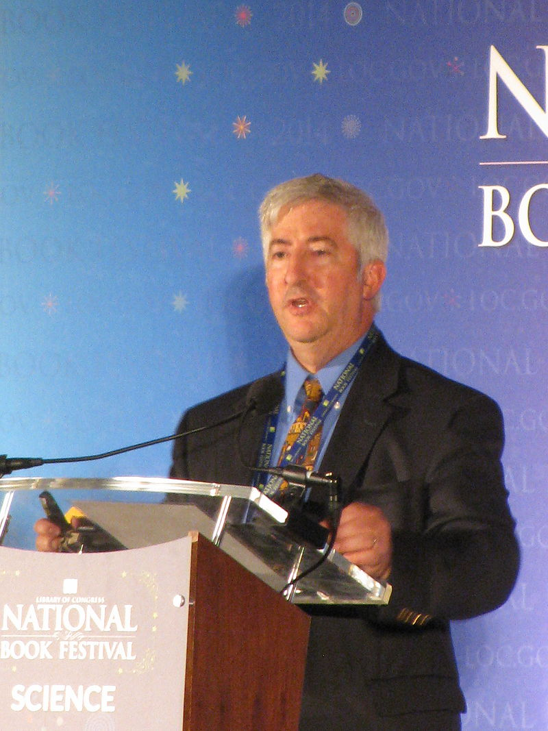 at the 2014 National Book Festival