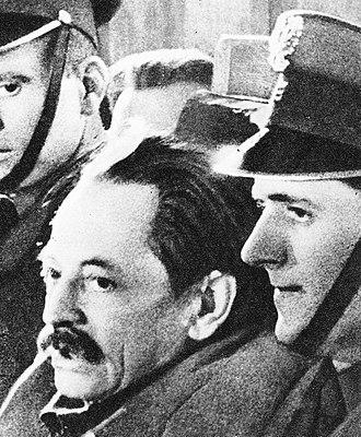 Erich Koch - Erich Koch during his trial in Poland