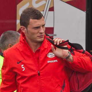 Erik Pieters Dutch association football player