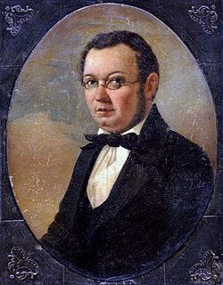 Pyotr Pavlovich Yershov Russian poet, playwright and teacher