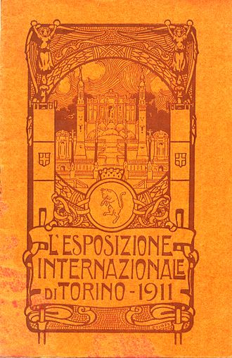 Turin International - Official Expo logo