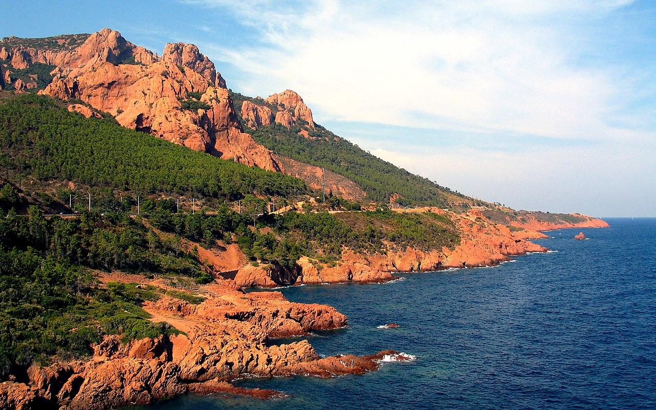 Mont Blanc, Riviéra: Monaco, Cote d'Azur