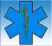 Vara de Esculapio, símbolo de los médicos en u...
