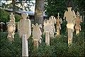 Ethnographic Cemetery And Christenings - Krikštas Nidos kapinēse (2010) - panoramio.jpg