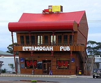 Ettamogah Pub - Image: Ettamogah Pub Cunderdin