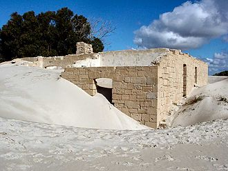 Eucla National Park - Eucla Telegraph Station