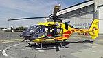 Eurocopter EC 135 SP-HXN, Gliwice 2018.08.12 (01).jpg