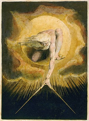 The Ancient of Days - Image: Europe a Prophecy copy E 1794 Library of Congress object 1