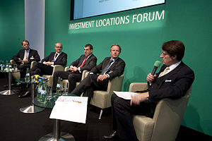 The INVESTMENT LOCATIONS FORUM is about global...