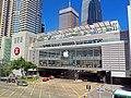 Exterior of Apple store at IFC mall, Hong Kong.jpg