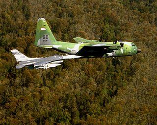 South Carolina Air National Guard Military unit