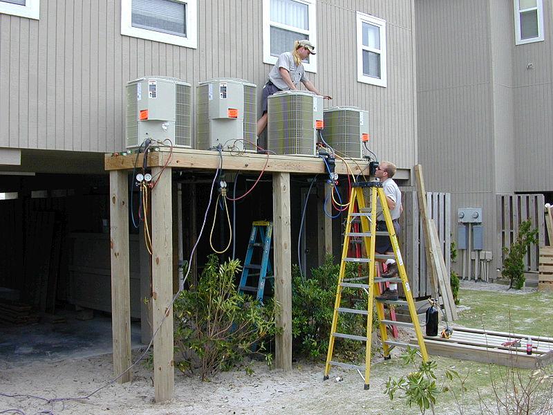 Instalacja klimatyzacji do domu