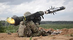 FGM-148 Javelin at Saber Strike, 2016.jpg