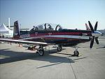 FIDAE 2014 - T6B Texan II - DSCN0559 (13497217194).jpg