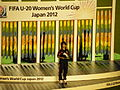 FIFA U-20 Women's World Cup 2012 Awards Ceremony 19.JPG