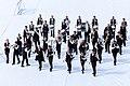 FIL 2012 - Arrivée de la grande parade des nations celtes - Bagad San Nazer.jpg