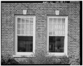 FIRST FLOOR WINDOWS ON SOUTHEAST ELEVATION - U. S. Border Inspection Station, 103 Cherry Street, Sumas, Whatcom County, WA HABS WASH,37-SUM,1-30.tif
