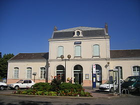 Image illustrative de l'article Gare de Gaillac