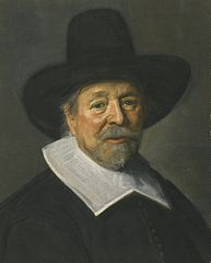 Portrait of John Livingston