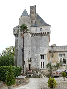 Image illustrative de l'article Château de Mornay