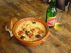 Asturian cuisine wikipedia for Asturian cuisine