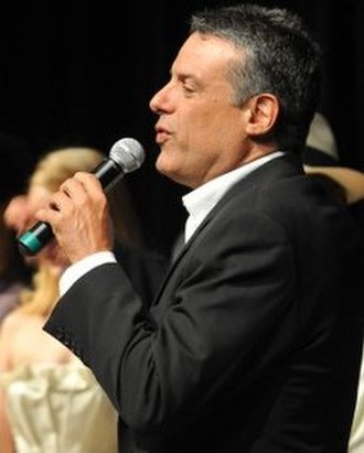 Fábio Barreto - Barreto during the premiere of Lula, o filho do Brasil at the 2009 Brasília Film Festival.