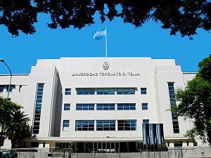 Torcuato di Tella University - Torcuato Di Tella University's Alcorta building