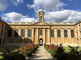 The Queens College, Oxford College of the University of Oxford