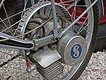 Fahrrad mit Sachs Nabenmotor (37625571232).jpg