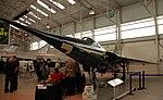 Fairey Delta 2, Shropshire Model Show 2015, RAF Museum Cosford. (17247630205).jpg