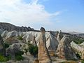 Fairy Chimneys 2, Nevşehir Province, Turkey.JPG