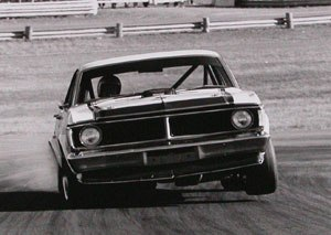 1971 Australian Touring Car Championship - John French placed equal sixth driving Ford XY Falcon GTHOs