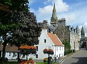 Falkland in Fife
