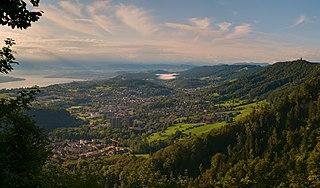 Adliswil Municipality in Switzerland in Zurich