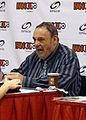 Fan Expo 2012 - John Rhys-Davies 2 (7897324160).jpg