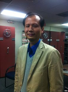 Fang Zhouzi - Wikipedi...
