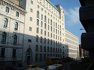 Faraday Building - The Faraday Building