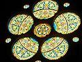 Farbige Glasfenster-Rosette aus der Werkstatt von Maximilian Auerbach.JPG