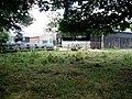 Farm buildings outside Mace Green - geograph.org.uk - 1389530.jpg