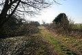 Farm track off Station Lane - geograph.org.uk - 695527.jpg