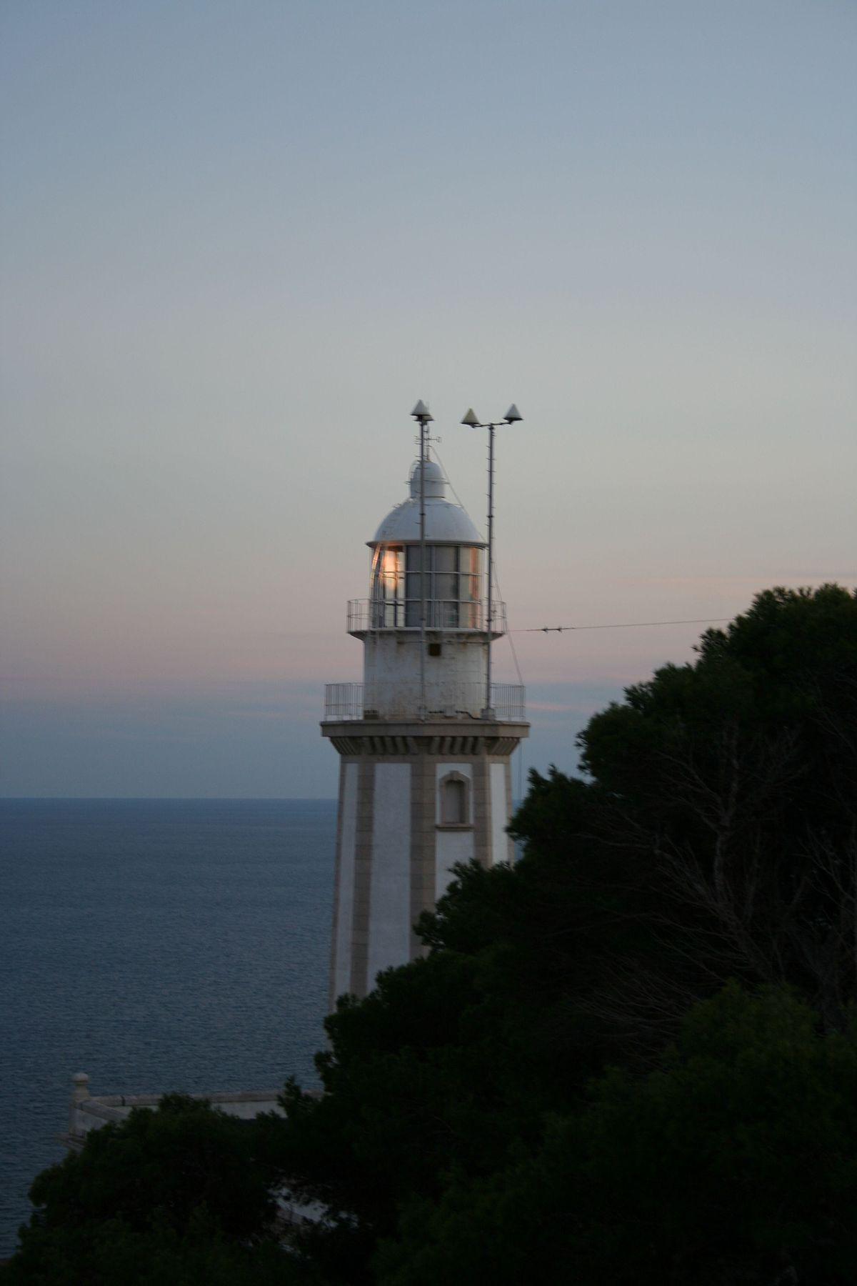 Cabo de la nao wikipedia la enciclopedia libre for Planimetrie del faro