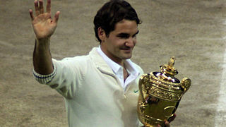 2012 Wimbledon Championships – Mens singles final Tennis Championship