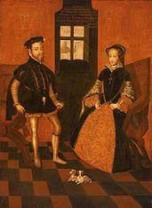 Philipp and Mary Tudor