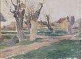 Felix Esterl - Landschaft mit Weiden und Häusern - ca1925.jpeg